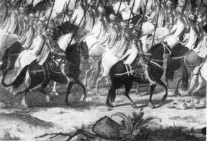 Historical - Spanish riders XVI century