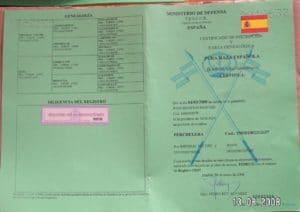 FESCCR 2004 passport PedPage-FESCCR Apto-Sticker